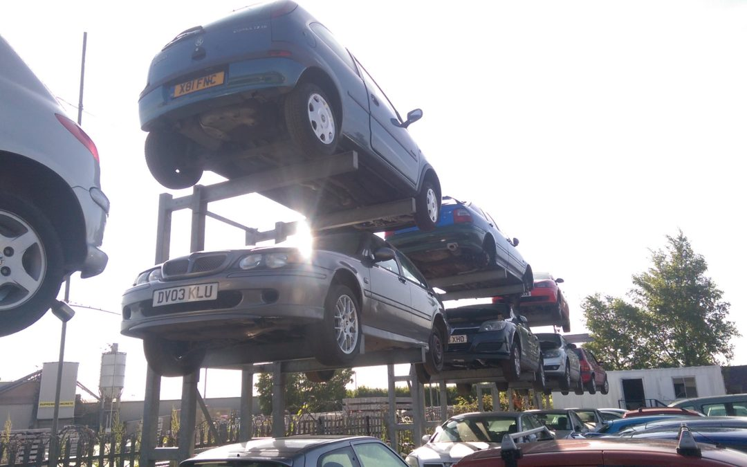Make Room for Your New Car: Dispose Of Your Non-Running Vehicle