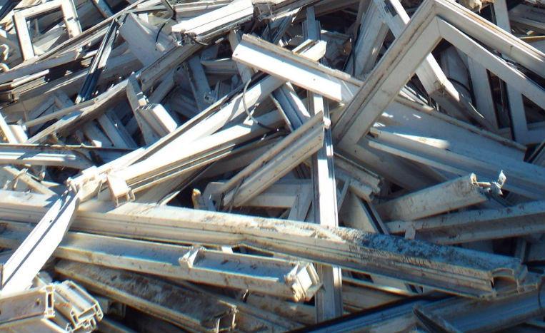 scrap plastic materials