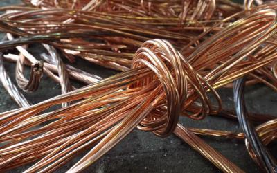 Different Types of Scrap Copper