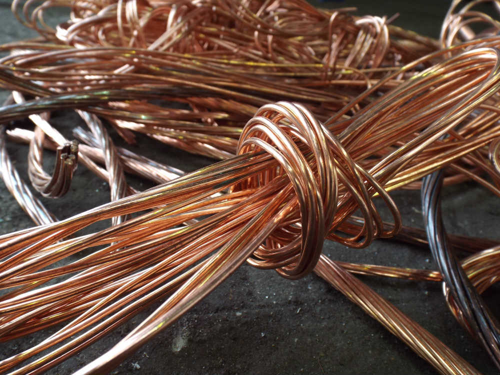 Sensational Different Types Of Scrap Copper Lkm Recycling Wiring 101 Ferenstreekradiomeanderfmnl