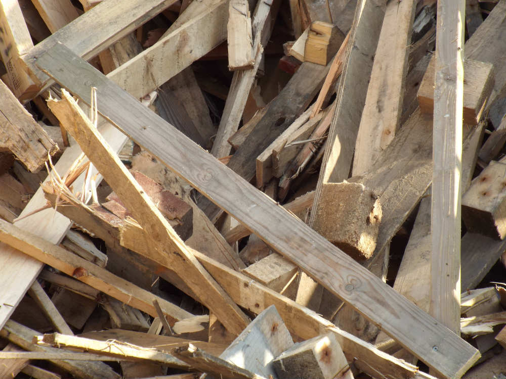 Wood Waste Recycling