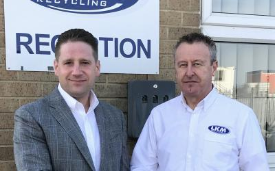 LKM Recruit a Confidential Shredding Expert to Run Newly Launched Service