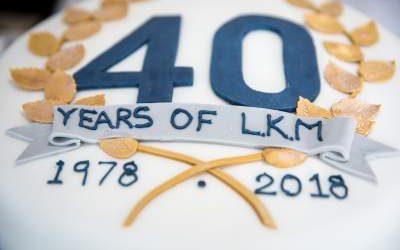 LKM Celebrates its 40th Birthday