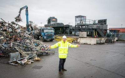 Steve Collar Promoted to Commercial Manager – Ferrous Materials
