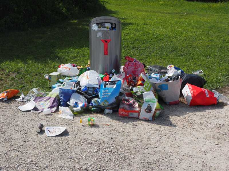 Removing Rubbish: How Do You Dispose of Waste That Isn't Yours?